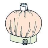 Pumpkin Hat - Step 3