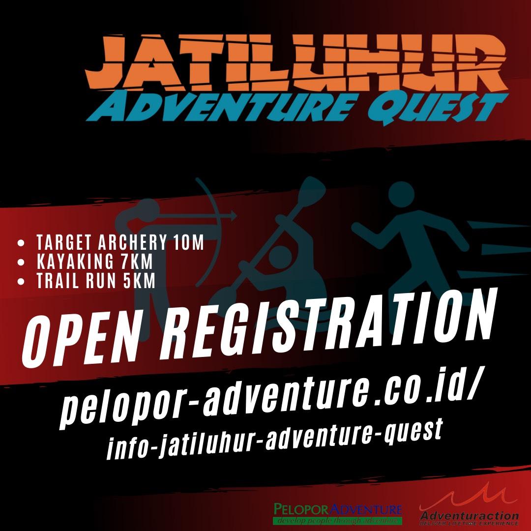 Jatiluhur Adventure Quest • 2019