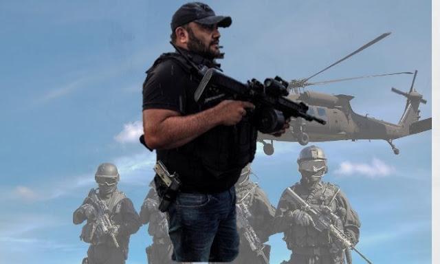 El Comandante Teto, El Sicario que influye terror al patrullar Michoacán con su ejercito de Pancho Villa con blindads 4x4 Mad Max