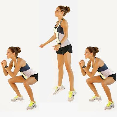 Ce mouvement d'une minute a le même effet que 45 minutes d'exercice