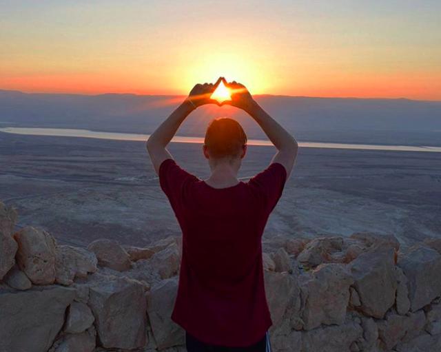 why visit israel