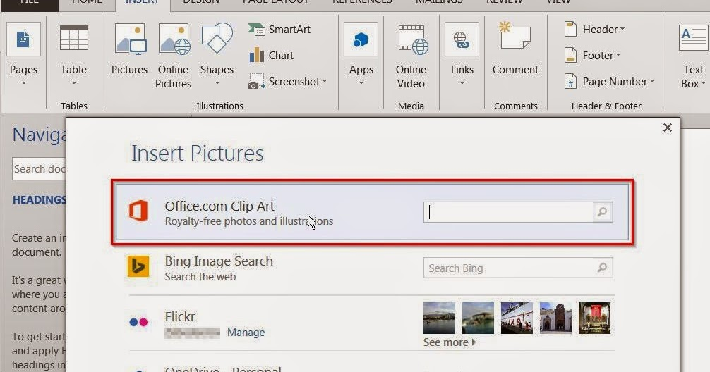 A Copywriter's Toolbox: Bing Image Search Replaces Clip