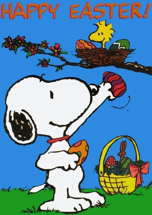 Snoopy Und Ostern