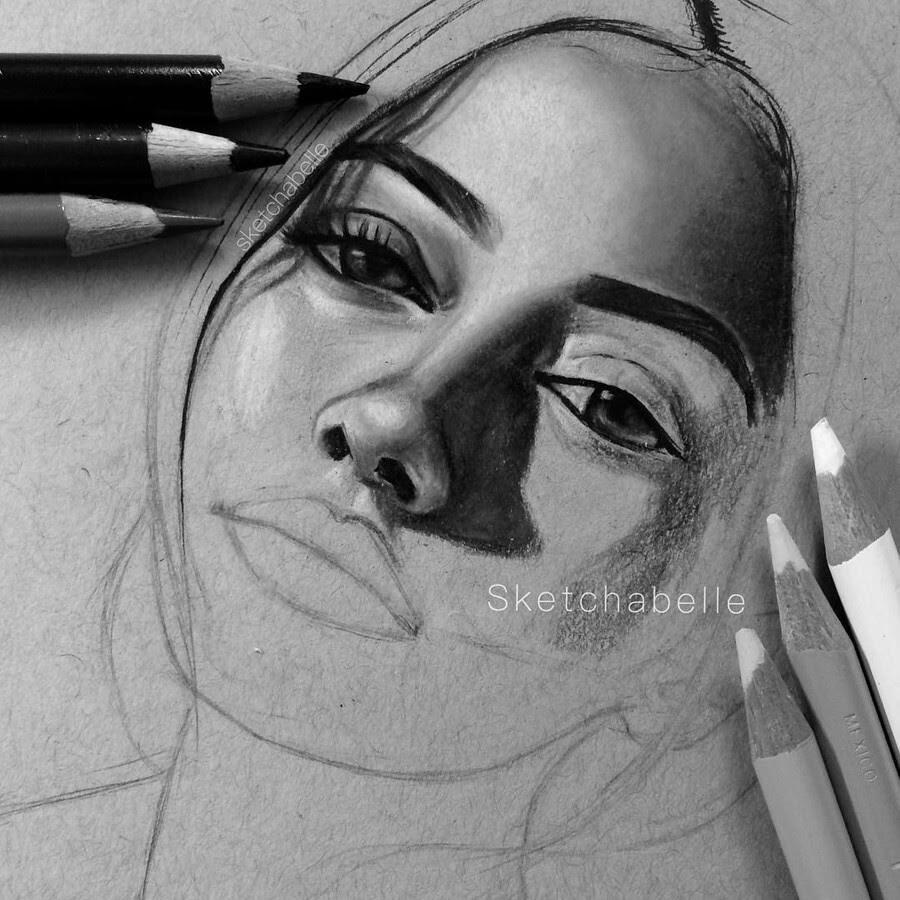 05-Annabel-Portrait-Drawings-www-designstack-co