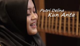 Download Lagu Putri Delina Kun Anta Mp3 Cover Religi 2018