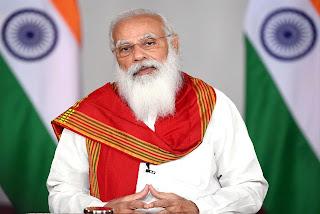 Buddha Purnima,buddha purnima 2021,PM Modi,narendra modi,