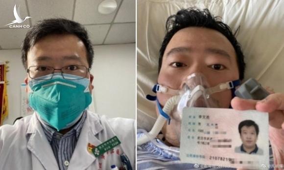 Bác sĩ đầu tiên cảnh báo virus corona qua đời