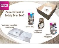 LOVI : vinci gratis una Buddy Bear Box piena di prodotti