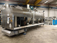 Lavatec 8X35KG Year 2006 With Centrifuge
