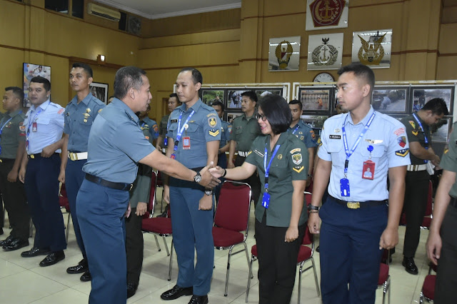 Wakapuspen TNI Tutup Penataran Fotografer Jurnalistik TA 2019