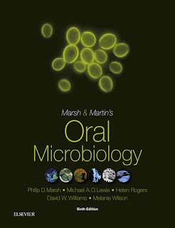 Marsh and Martin's Oral Microbiology 6th Edition