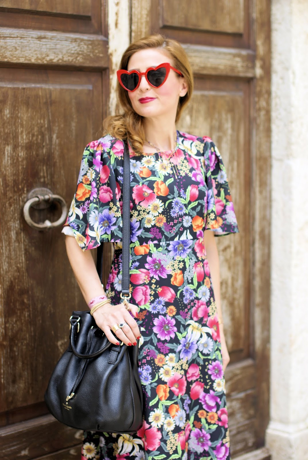 Flower Power: Hippy glam inspiration on Fashion and Cookies fashion blog, fashion blogger style