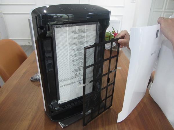 Hướng dẫn bảo quản máy lọc không khí BONECO