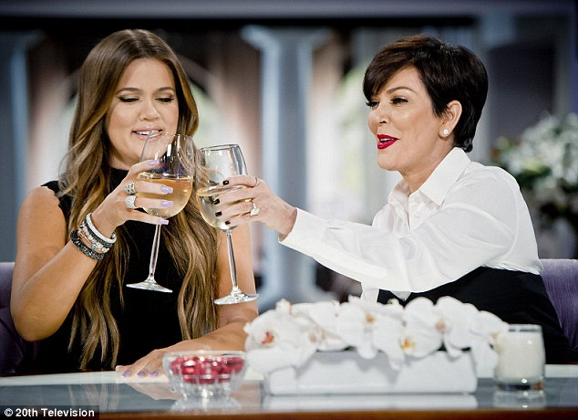 Check Out Kris Jenner's Amazing Birthday Message To Her Daughter, Khloe Kardashian As She Turns 33 Today