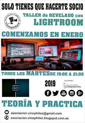TALLER DE LIGHTROOM (2019)