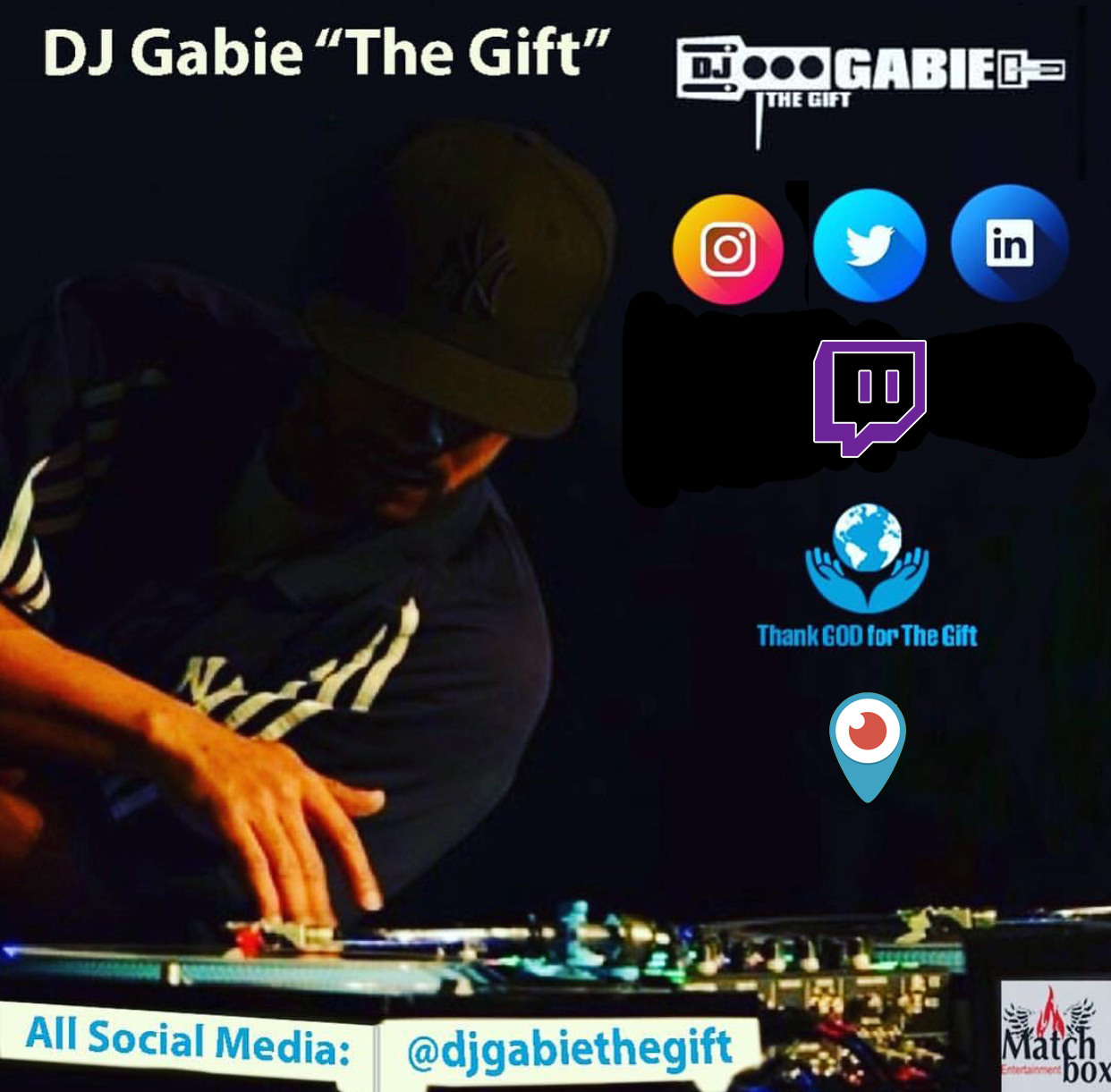 DJ 'The Gift' Gabie