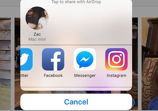 2016 iOS get Instagram update users post photos and video without opening the app