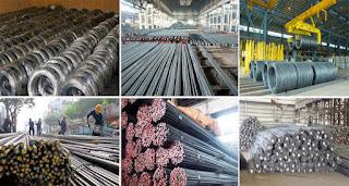 1 tấn thép xây dựng giá bao nhiêu ?