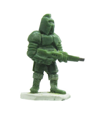 10mm Space Trooper from Steve Barber Models