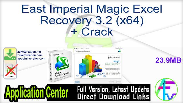 East Imperial Magic Excel Recovery 3.2 (x64) + Crack