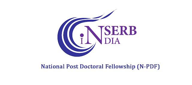 SERB National Post-Doctoral Fellowship (N-PDF)