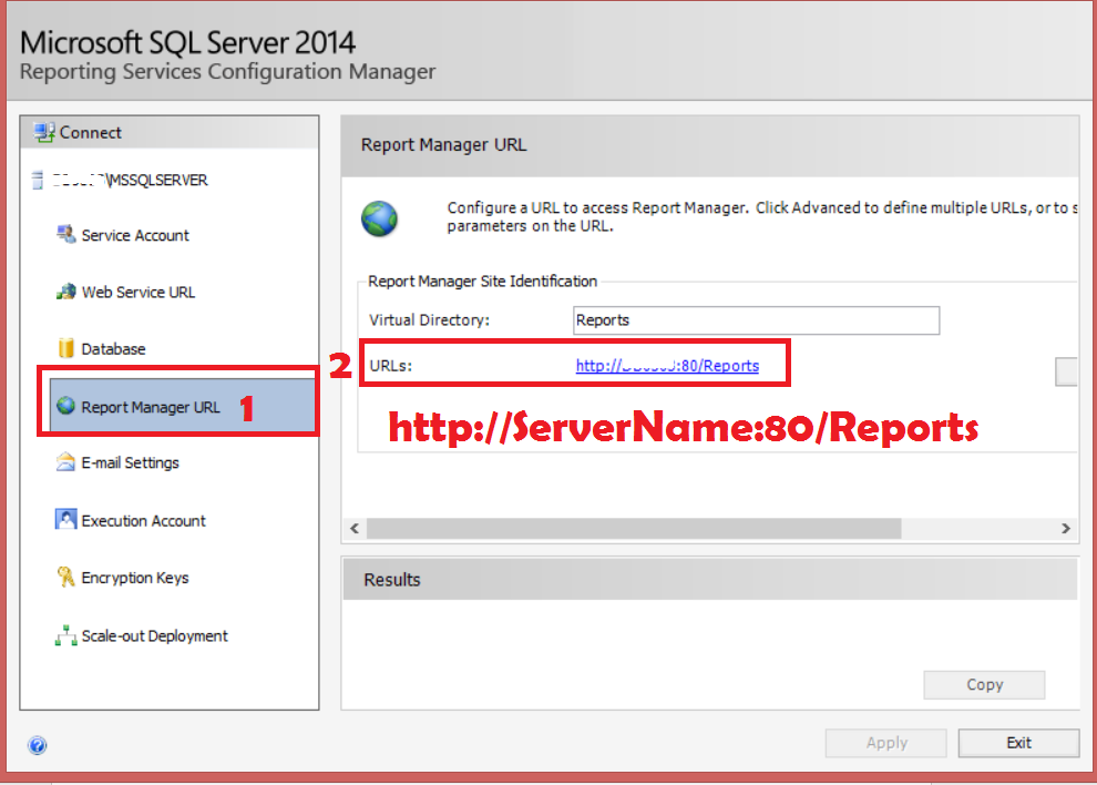 Welcome To TechBrothersIT: What is Report Manager, Explain the