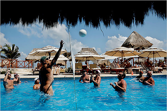 Nude Beach Resorts In Cancun