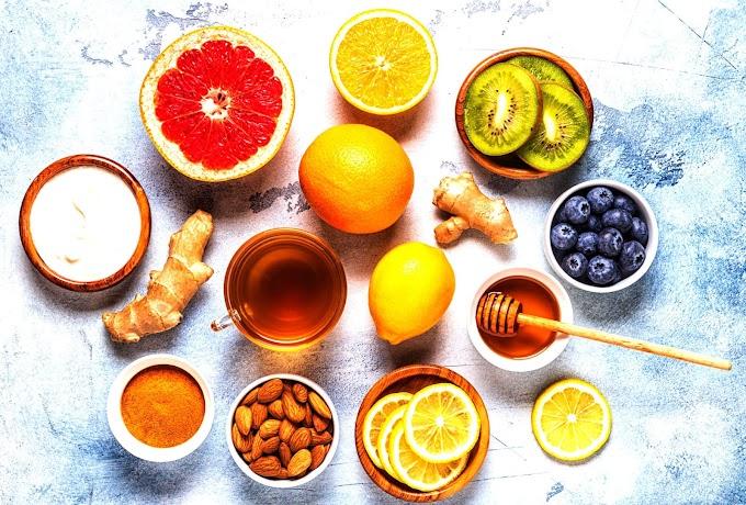 As a medicine, food