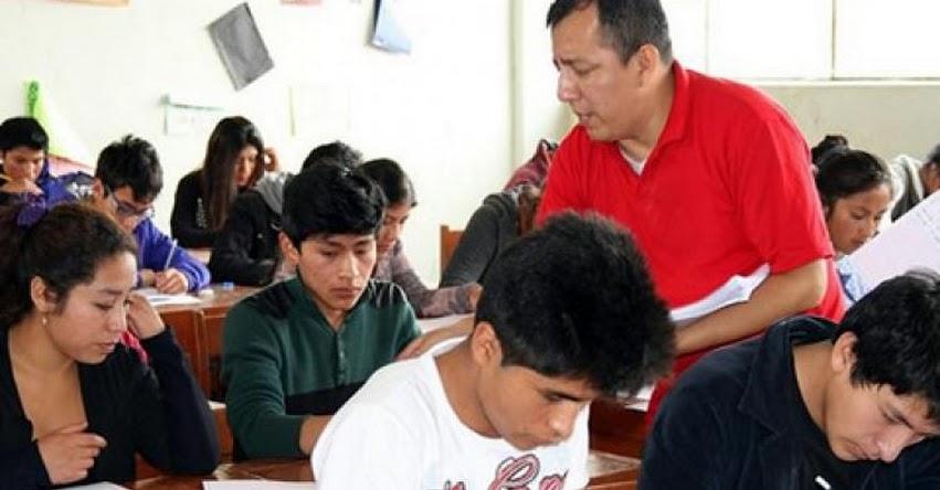 MINEDU: Hijos de docentes nombrados pueden postular a becas hasta el 26 de junio - www.minedu.gob.pe