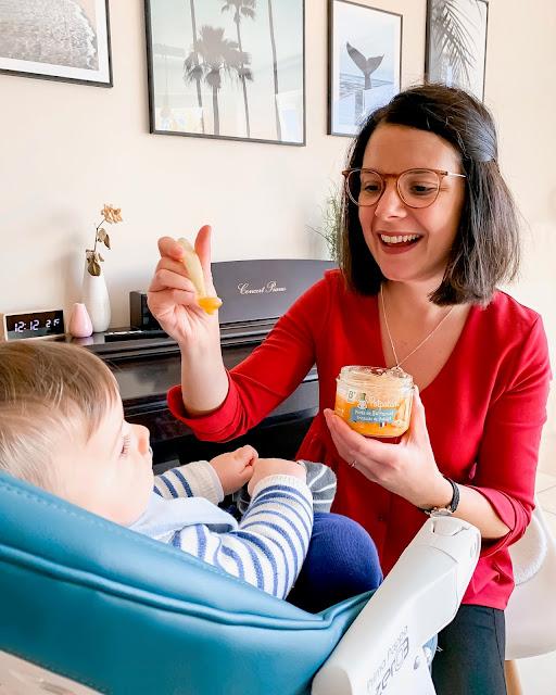 diversification alimentaire petit pot fait maison comment faire bébé avis potpotam français