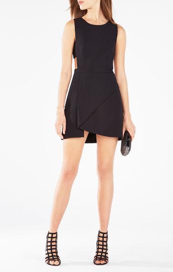 Vestidos de fiesta cortos para jovenes pegados 2014