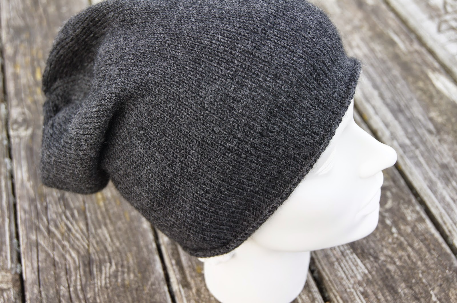leichte mütze stricken
