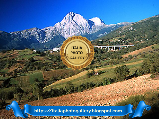 The Gran Sasso National Park is one of the largest protected areas in Europe.