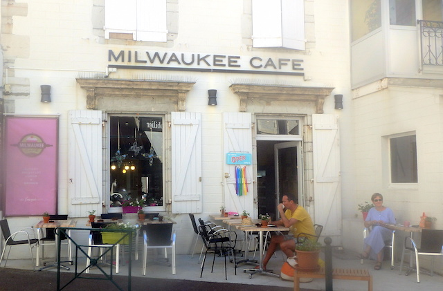 Milwaukee Café, Biarritz