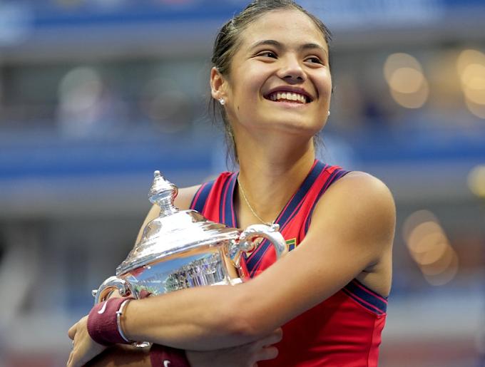 Tennis: Emma Raducanu trionfa agli Us Open