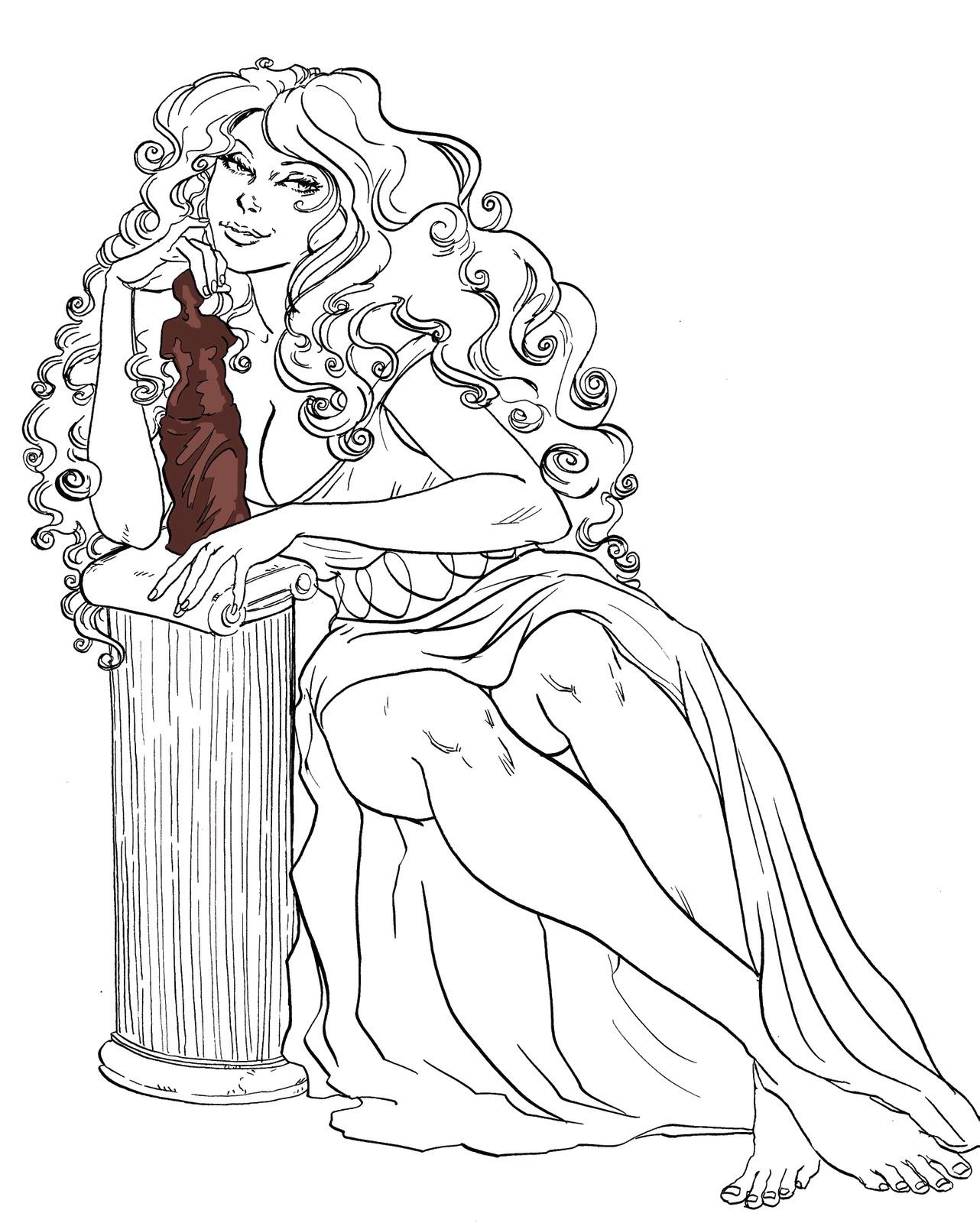 george o 39 connor 39 s online sketchbook chocolate aphrodite