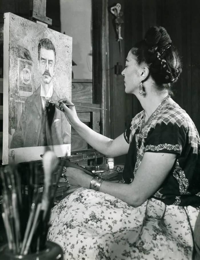 Rare Photos of Frida Kahlo