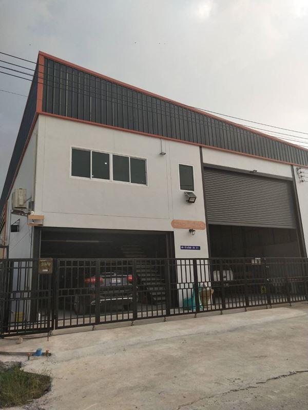 ที่ดิน 100 ตรว. +โรงงานใหม่ ถนนบางบัวทอง-สุพรรณบุรี เขตจังหวัดนนทบุรี ตำบลคลองขวาง อำเภอไทรน้อย