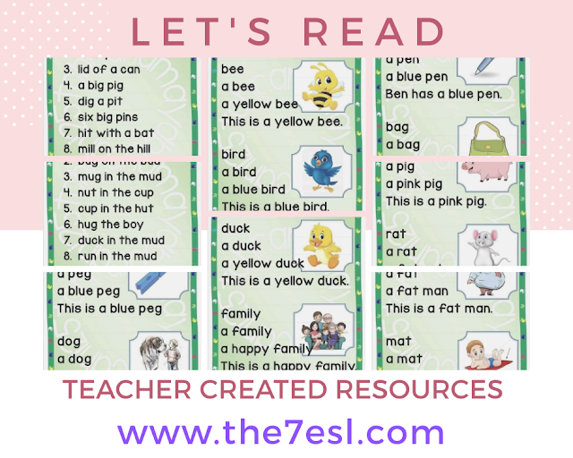 Let's Read For Kids