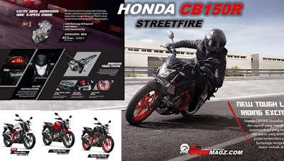 Spesifikasi CB150R