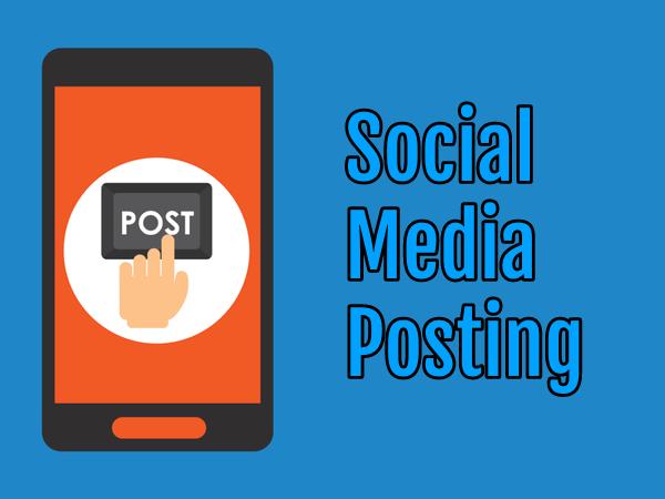 Four Key Steps for Social Media Posting