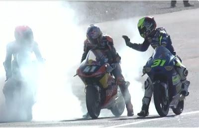 Hasil Lengkap Race Moto3 Valencia, Spanyol 2016