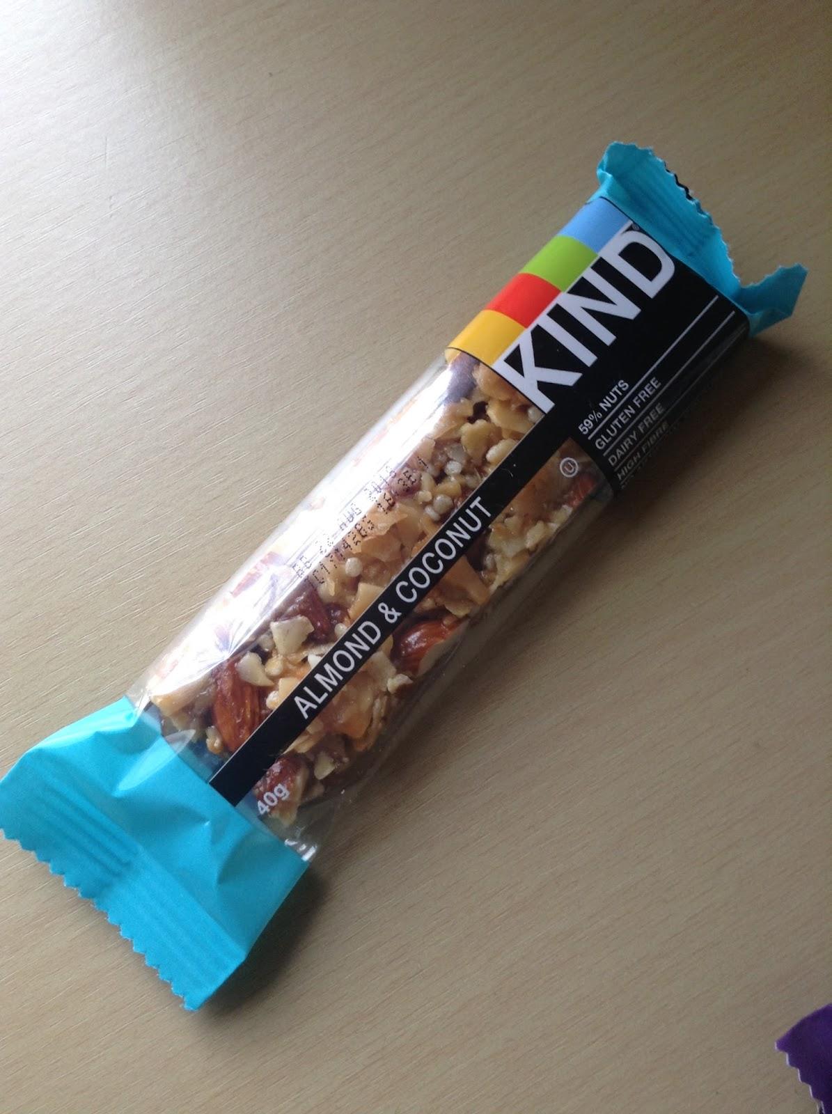 Kind Bars Dark Chocolate Almond Coconut