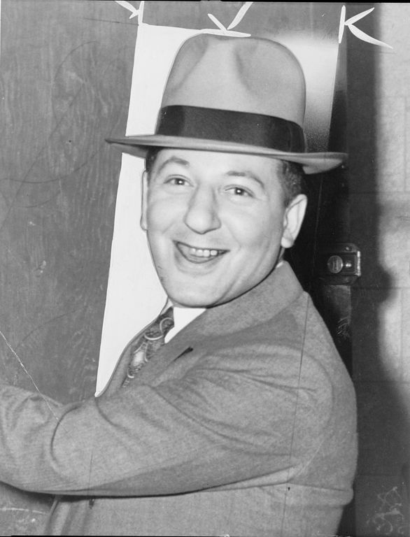 The highest-ranking stand-up guy, Louis Lepke