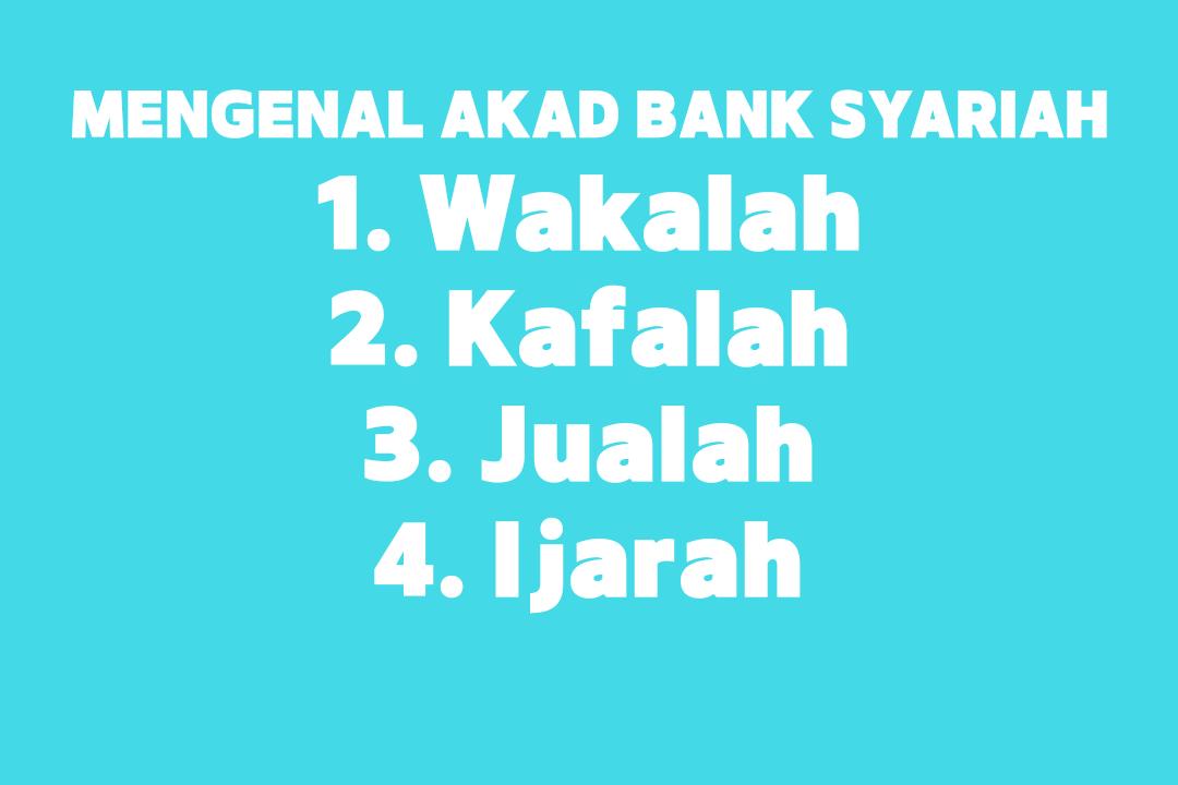 akad bank syariah