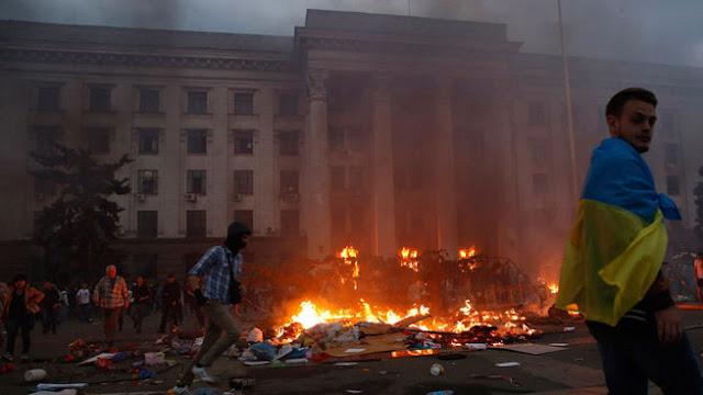 Perspectiva euroasiática de la crisis de Ucrania