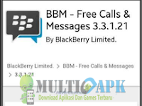 BBM Official v3.3.1.21 Apk For Android
