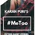 Karan Puri's New Book #MeToo bring backs the suspense and unpleasant memories of the past