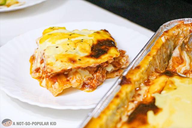 Mum's Lasagna for Metro Manila Delivery