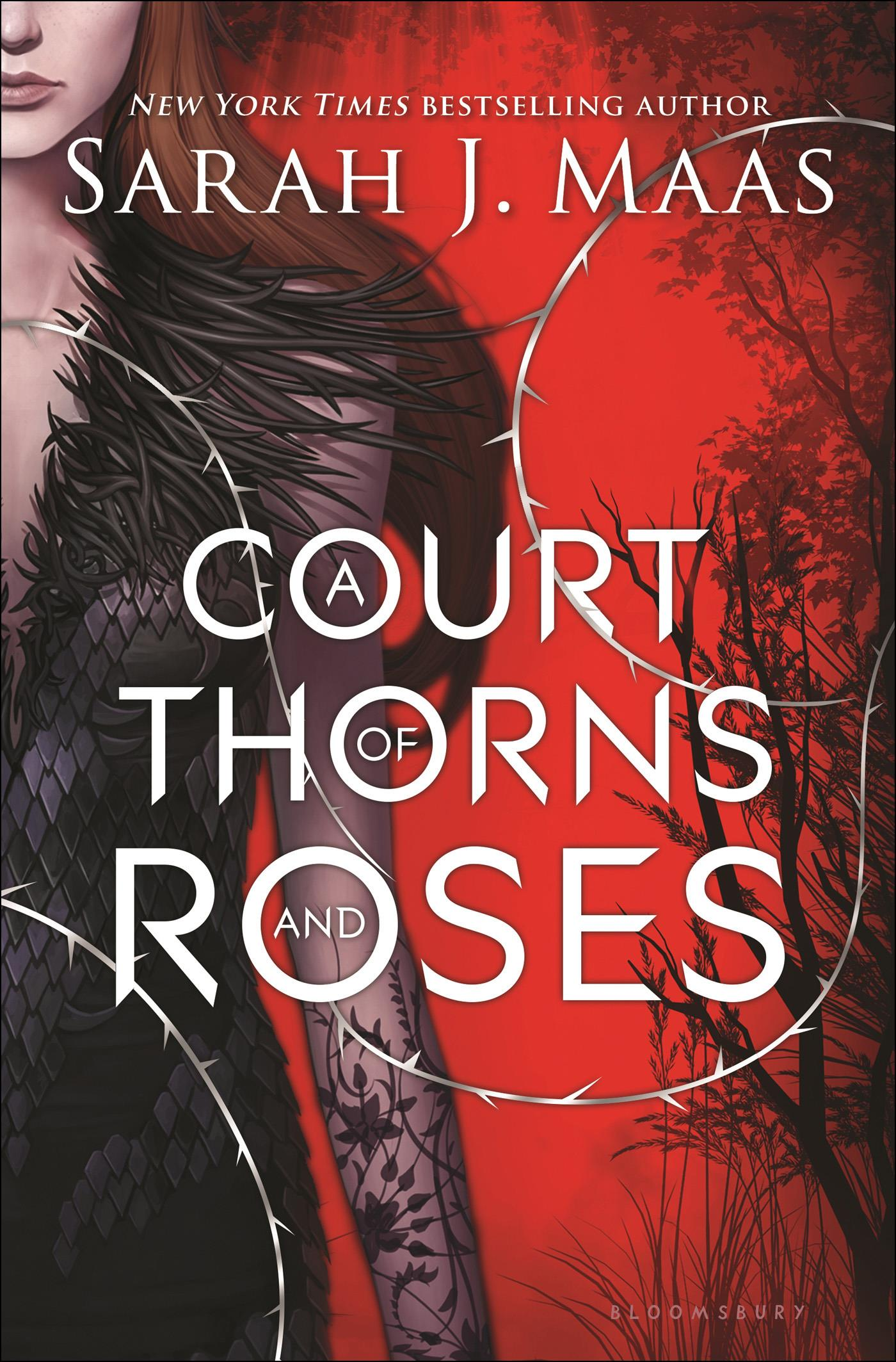 A Court of Thorns and Roses Novel by Sarah J. Maas (PDF)